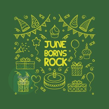 June Borns Rock