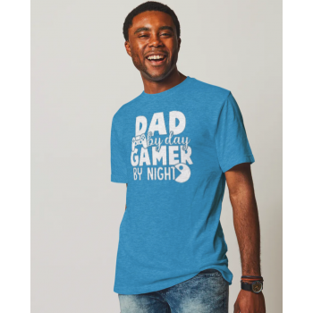 DAD by Day Gamer By Night