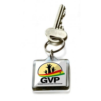 Ghana Volunteer Program Official Key Ring