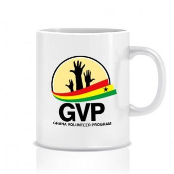 Ghana Volunteer Program Official Polo Shirt