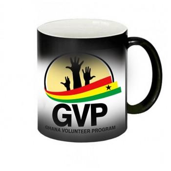 Ghana Volunteer Program Official Magic Mug