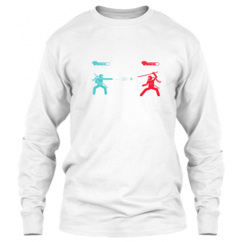 Ninja Long sleeve tee