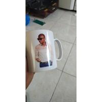 Photo on a mug