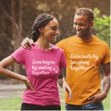 Couples Tee