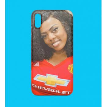 Iphone X plastic 3D Case