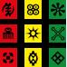 Adinkra Squares