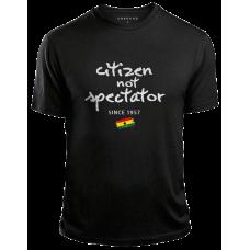 Citizen Not Spectator
