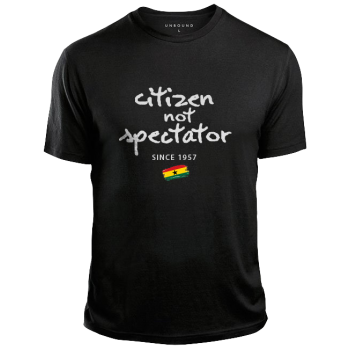 Citizen Not Spectator