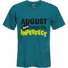 August Born Perfectly Imperfect