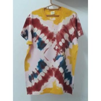 Customizable Tie-Dye Print